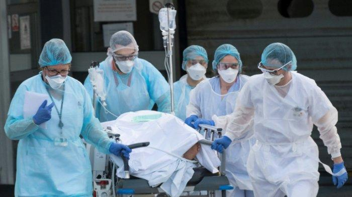 Pemerintah Bayar Tunggakan Insentif Sekitar 246,8 Miliar Bagi Tenaga Kesehatan yang Tangani Covid-19