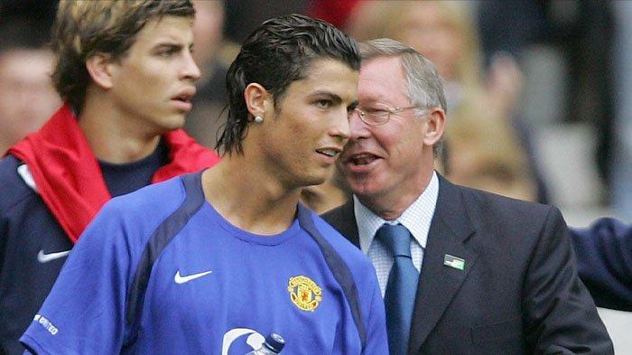 RESMI! Proses Transfer Cristiano Ronaldo ke Man United Rampung, Dikontrak 2 Tahun: Saya Tidak Sabar