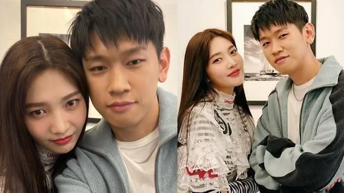 Crush dan Joy Red Velvet pacaran