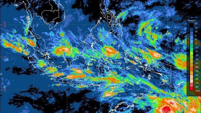 Prakiraan Cuaca Hari Ini, Kamis 20 Mei 2021, BMKG: 29 Daerah Potensi Cuaca Ekstrem, Jakarta Cerah
