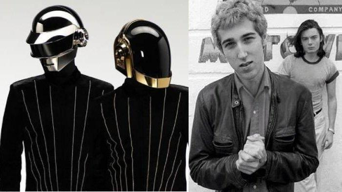 Profil Thomas Bangalter dan Guy-Manuel de Homem-Christo, Dua Sosok Dibalik Topeng Robot Daft Punk