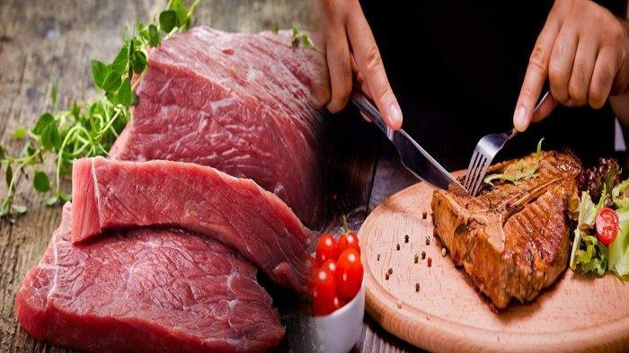 ilustrasi daging kurban