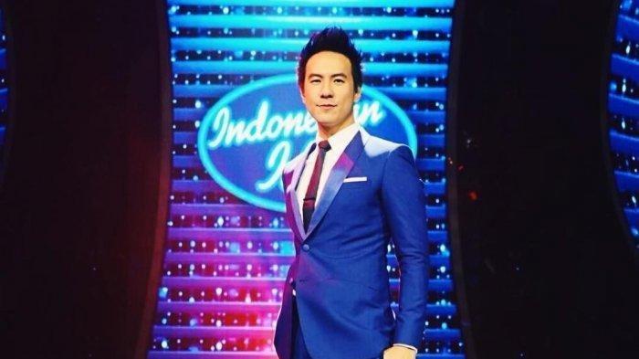 Daniel Mananta di Indonesian Idol