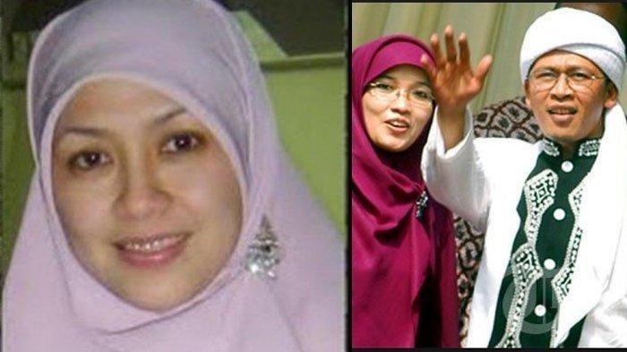 SOSOK Teh Rini, Istri Muda Aa Gym Gantikan Posisi Teh Ninih, Ternyata Mantan Model Cantik & Terkenal