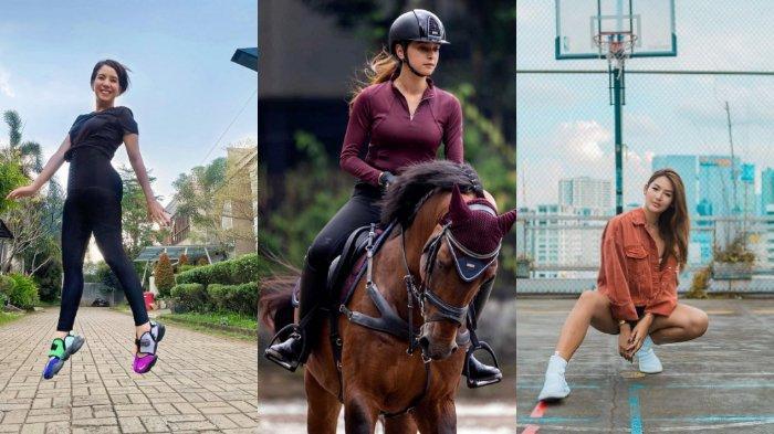 5 ARTIS Cantik Indonesia Mantan Atlet yang Pesonanya Tak Kalah dengan Bintang Olimpiade Tokyo 2020