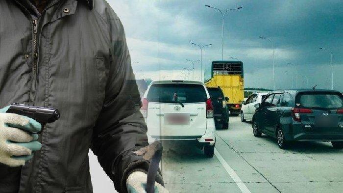 Niat Pasutri Beli Tabung Oksigen Anak, Syok Mendadak Mobil Ditarik Debt Collector, Emas Ikut Raib