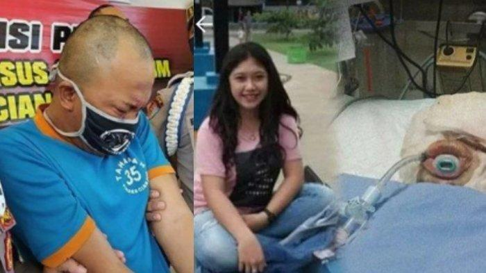 LEBARAN Nikah, Dede Kini Nangis Kejer, Pacar yang Dibakarnya Hidup-hidup Tewas: Saya Menyesal Pak