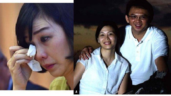 Datangi Teman Dekat Veronica Tan, Ahok: Saya Mau Terima Lagi Istri Saya, Boleh Tidak Kalian Bubaran?