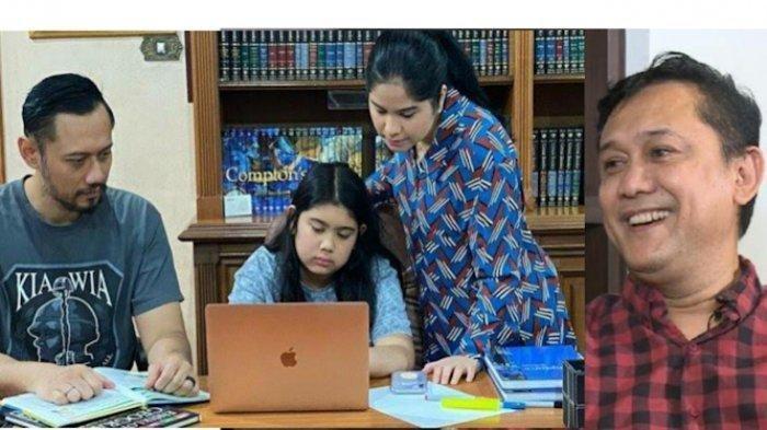 POPULER Bandingkan Annisa Pohan & Iriana, Denny Siregar Sebut Istri AHY Baperan Sampai Seberang Laut