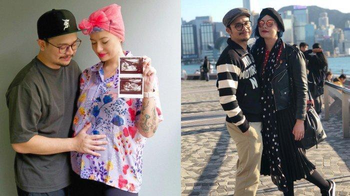 LAMA TAK MUNCUL, Derby Romero Bagikan Kabar Claudia Adinda Hamil Calon Anak Pertama, 4 Tahun Menanti