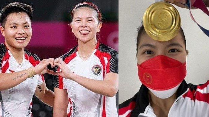 Raih Emas di Olimpiade Tokyo, Greysia Polii Akan Pensiun? 3 Sosok Ini Disebut Calon Partner Apriyani