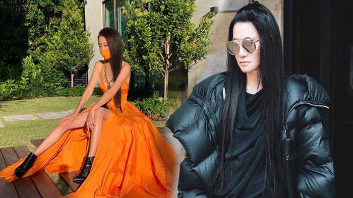 Desainer Vera Wang, awet muda di usia 70 tahun.