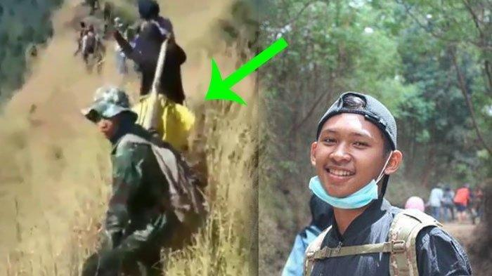 Setahun Tewasnya Pendaki Thoriq Rizki, Kini Multazam Ikut Menghilang Seusai Foto di Gunung Piramid