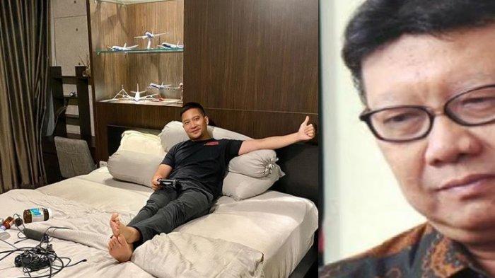 Detri Warmanto Sembuh Dari Virus Corona, Terungkap Rahasia 'Mudah' dari Mantu Menteri Tjahjo Kumolo