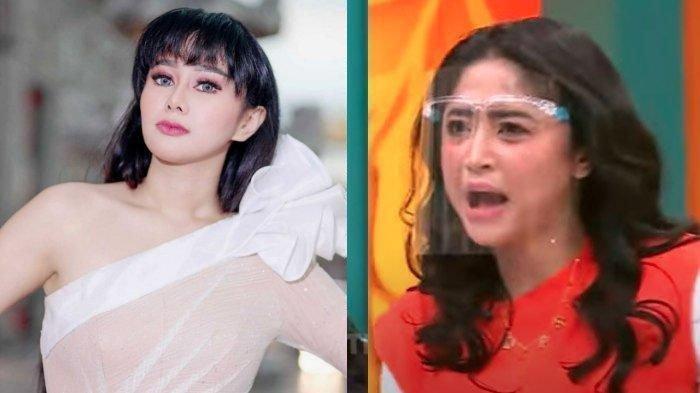 Dewi Perssik Emosi Tak Terima Fisiknya Dihina Denise Chariesta: 'Yang Penting Gue Kaya'