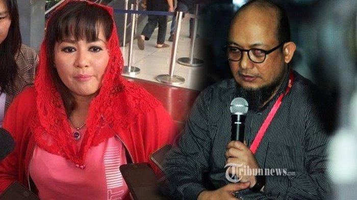 Meski 2 Penyerang Sudah Ditangkap, Kebutaan Novel Baswedan Tetap Diragukan Dewi Tanjung: Cari Iba?