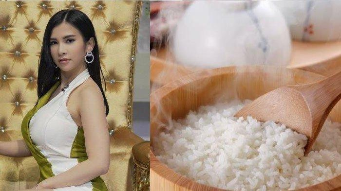 5 Makanan Rendah Karbohidrat Pengganti Nasi Putih, Body Goals ala Maria Vania Bukan Lagi Mimpi