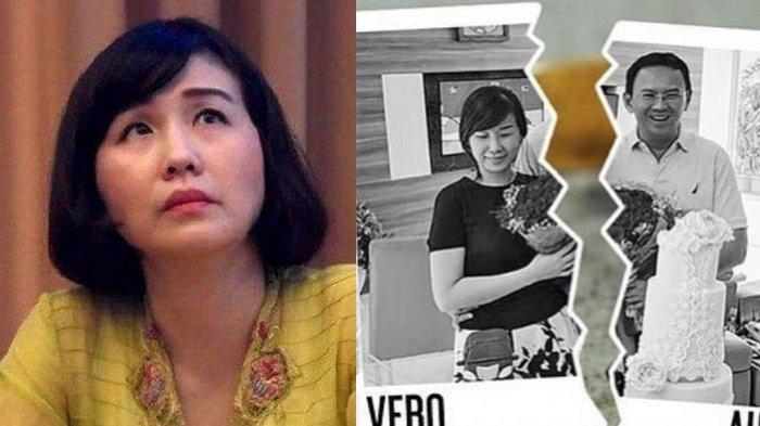Tolak Permintaan Veronica Tan untuk Rujuk, Ternyata Emosi Ahok Meradang Diberi 2 Pilihan Sulit Ini