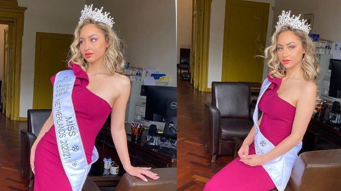 TOLAK Divaksin Covid-19, Ratu Kecantikan Belanda Ini Mundur dari Miss World: Saya Belum Siap