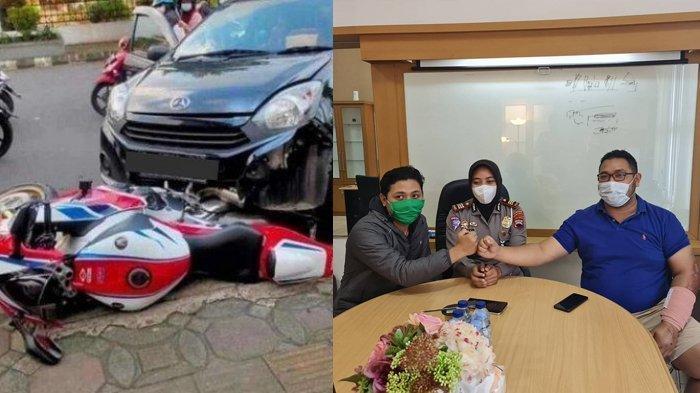 TOLAK Tawaran Rumah & Mobil, Pemilik CBR 1000RR Memaafkan, Meski Tangan Patah & Motor Remuk: Kasihan