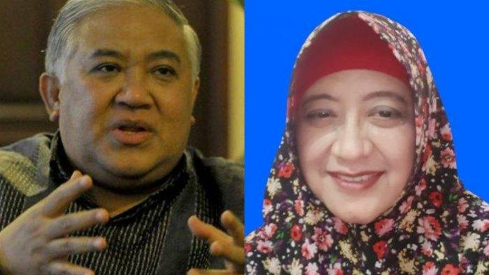 Siapa Rashda Diana? Lihat Profil Istri Din Syamsuddin: Cucu Pendiri Gontor dan Seorang Pengajar
