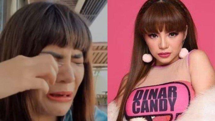 TANGIS Dinar Candy Curhat Kini Jatuh Miskin, Bingung Bayar Cicilan Rumah, Terpaksa Jual Perhiasan