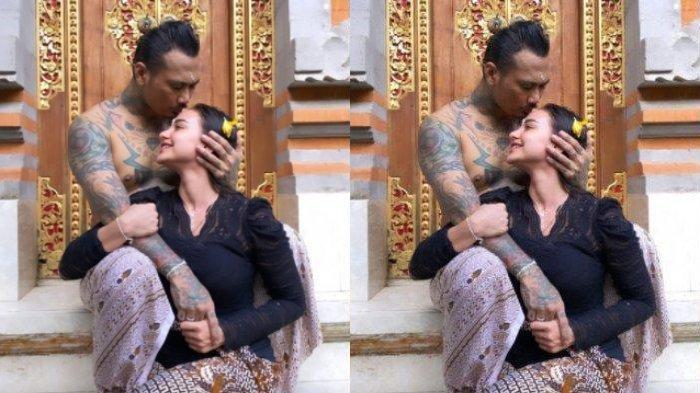 Hirup Udara Bebas, Jerinx SID Jalani Upacara Melukat Bersama Nora Alexandra, 'Akhirnya Pulang'