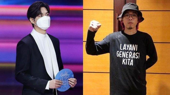Kagum dengan Lee Min Ho yang Kenakan Masker Meski Tampil di TV, dr Tirta: Dia Sadar Punya Pengaruh