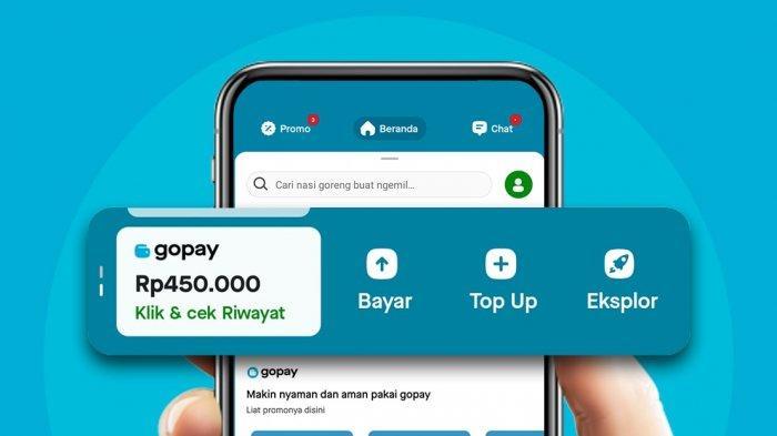 CARA Top Up Isi Saldo GoPay Lewat Mobile Banking dan Internet Banking Bank BCA, BNI, BRI, Mandiri