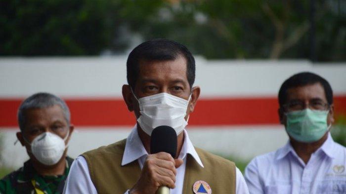 Doni Monardo, Kepala Badan Nasional Penanggulangan Bencana / BNPB