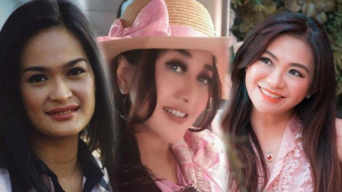 Usia 50 Tahun Lebih, 7 Artis Indonesia Ini Tetap Cantik & Awet Muda Bak ABG, Ada Paramitha Rusady