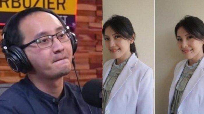VIRAL dr Gunawan Penyelamat Deddy Corbuzier dari Masa Kritis, Sikap Istrinya Banyak Dibicarakan