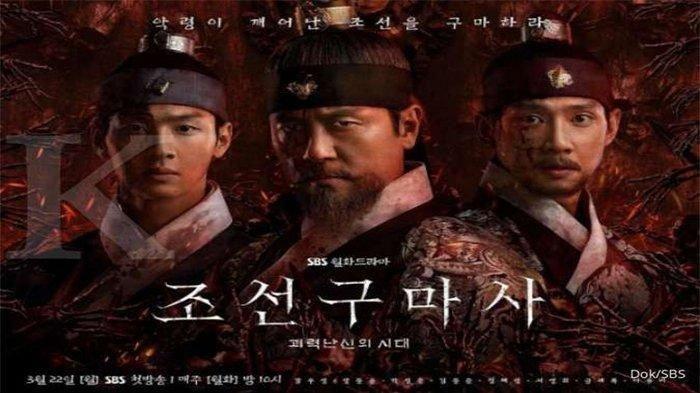 TAYANG Akhir Maret 2021, Ini 3 Drama Korea yang Siap Ditonton: Joseon Exorcist hingga Navillera