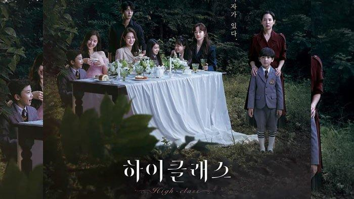 Drama Korea High Class yang tayang di Viu