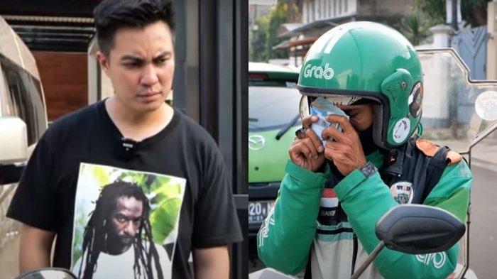 REZEKI! Driver Ojol Ini Kembalikan Uang Baim Wong Utuh, Kini Dapat Segepok Uang, Berkah Orang Jujur