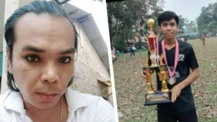 Dua pelaku pembunuhan Siti Zahra
