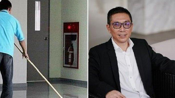 FOKUS Tekuni Profesi Pembersih Toilet, Pria Ini Hasilkan Rp 822 Miliar, Mantan Langsung Gigit Jari