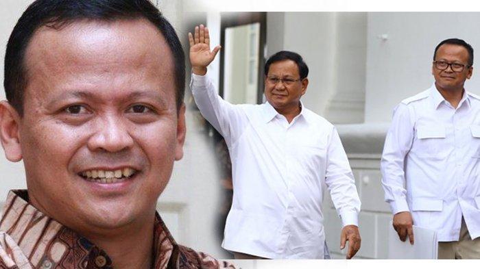 26 Tahun bersama Prabowo Subianto, Edhy Prabowo Dulunya Ditolong di Masa Lalu Tapi Pakai 2 Syarat