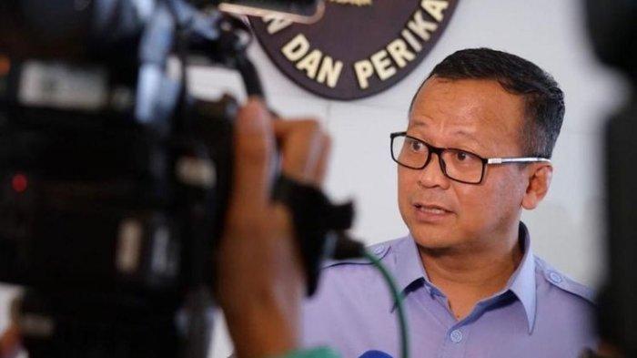 Edhy Prabowo Menteri Kelautan dan Perikanan