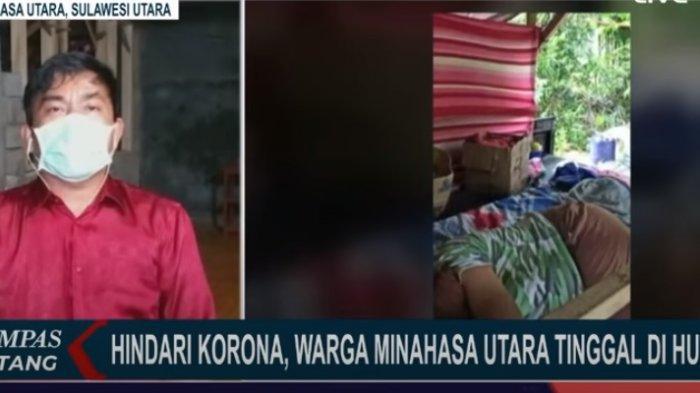Tetangganya Meninggal Akibat Corona, Keluarga Ini Ikut Dikucilkan, Terpaksa Hidup Miris di Hutan
