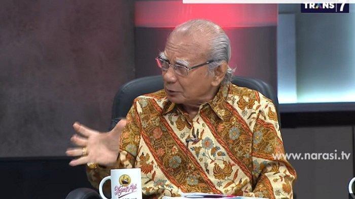 Profil Emil Salim yang Disebut Sesat oleh Arteria Dahlan, Dedikasinya Diakui di Luar Negeri