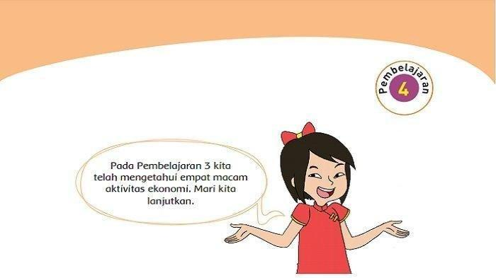 Tuliskan Informasi-informasi Penting dari Teks Keragaman Ekonomi di Indonesia (2)! Jawaban Soal 119