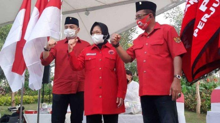 Eri Cahyadi & Armuji Ditunjuk PDIP Maju ke Pilkada Surabaya, Anak Buah Tri Rismaharini, Ini Sosoknya