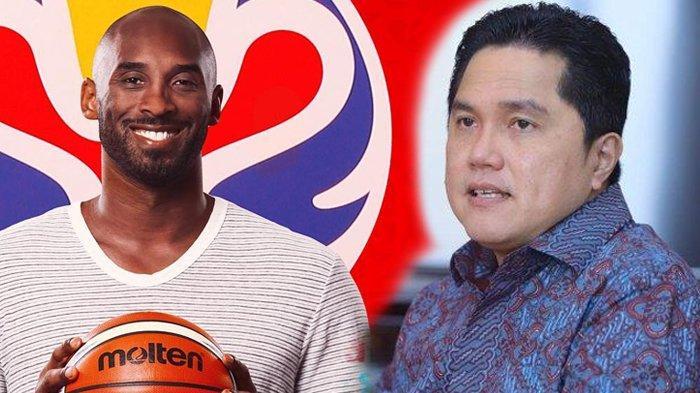 Kobe Bryant Legenda NBA Tewas Kecelakaan, Erick Thohir Ungkap Kesedihan & Kenang Momen Kebersamaan