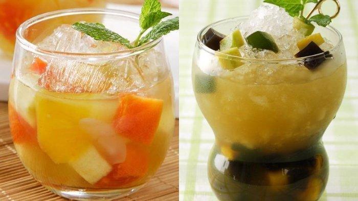 IDE Resep Minuman Murah Meriah untuk Buka Puasa Ramadhan 1442 H: Es Koktail Campur hingga Setup Buah