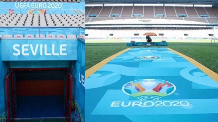 PREDIKSI Susunan Pemain dan Skor Laga Spanyol vs Swedia Euro 2020, Optimisme Tinggi La Furia Roja