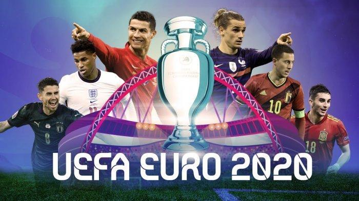 PANDUAN NONTON Live Streaming Euro 2021 di MNC TV, RCTI, Inews & Mola, Cukup Lewat HP, Tak Harus TV