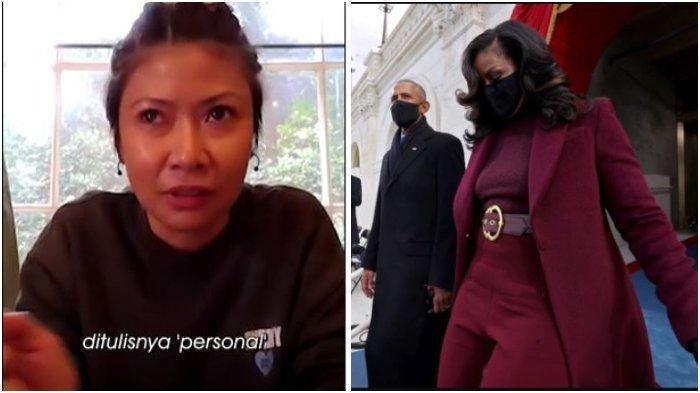 HEBAT! Gadis Bandung Ini Dipesan Khusus Buat Busana Istri Barack Obama, Ternyata Punya Pabrik di AS