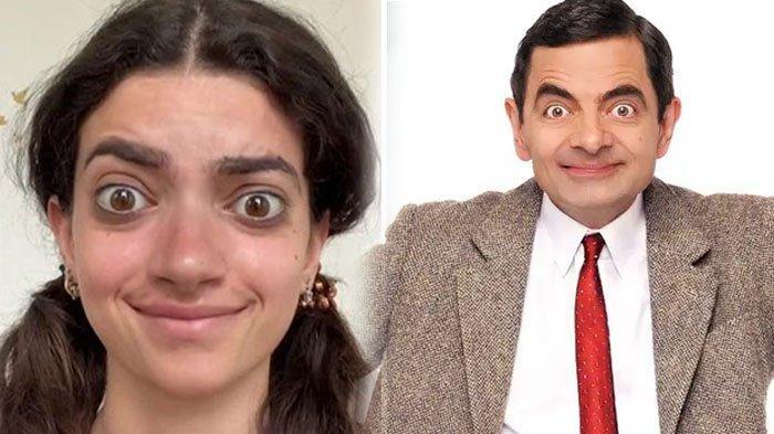 PAMER Wajah Tanpa Make Up, Seleb TikTok Ini Viral Mirip Mr Bean, Wajah Asli Ayah Makin Mengejutkan