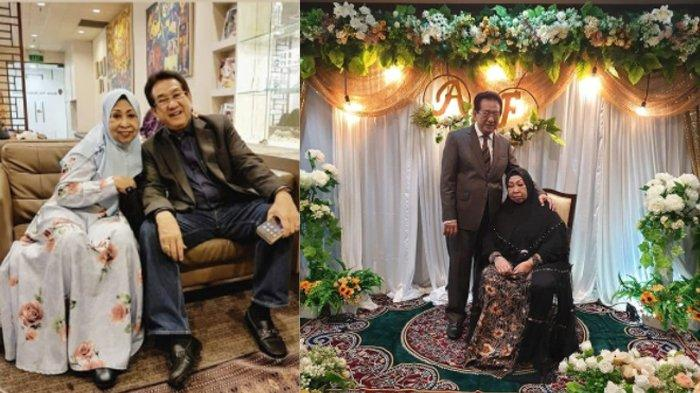 FAKTA Wafatnya Farida, Istri Anwar Fuady Positif Covid-19, Sempat Beli Sapi Limosin untuk Kurban